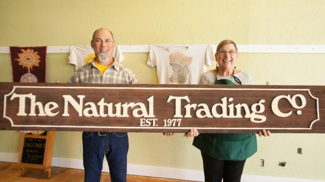 Natural Trading Company Market